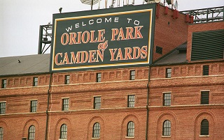 Camden Yards Front