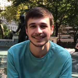 Photo of Benjamin Koleske